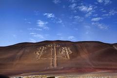 El candelabro paracas (Marcos GP) Tags: peru cultura ica peruvian reserva paracas candelabro marcosgp