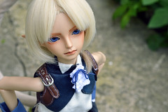 FF9 Cosplay 7 (Leimrei) Tags: doll cosplay song 9 final fantasy bjd rs msd zidane ff9 resinsoul