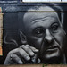 James Gandolfini Mural by Zimer at the Bushwick Collective