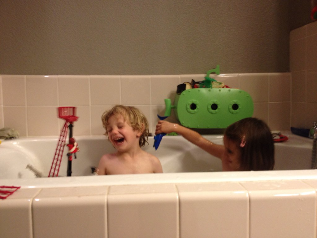 The World\'s newest photos of bathtime and playing - Flickr Hive Mind