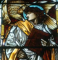 [15753] Youlgreave : East Window (Budby) Tags: church window derbyshire peakdistrict stainedglass williammorris preraphaelite burnejones youlgrave peaknationalpark youlgreave