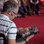 The Art of Reading Graphic Novels workshop