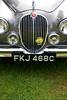 Jaguar Front Grill (APR Photography) Tags: cars car automobile grill jaguar classiccars carhood carornament