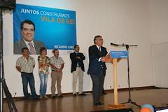 "Ricardo Aires - ""Juntos Construímos Vila de Rei"""