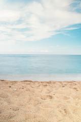 Barceloneta (Juanedc) Tags: barcelona sea sky espaa beach clouds mar spain sand mediterranean mediterraneo playa catalonia arena cielo nubes catalunya es catalua