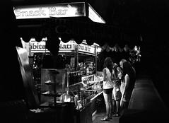Grattachecca (Indian_Forever) Tags: life street summer people blackandwhite bw italy black streets rome roma bar blackwhite strada italia estate streetphotography documentary traditions bn trastevere alimento notte biancoenero reportage notturno giornalismo whiteblack tradizioni documentaryphotography blackwhitephotos peopleinblackwhite venditoreambulante iloveblackandwhite streetfotografie blackandwhiteonly streetsinthecity