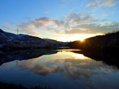 Torduff sunset
