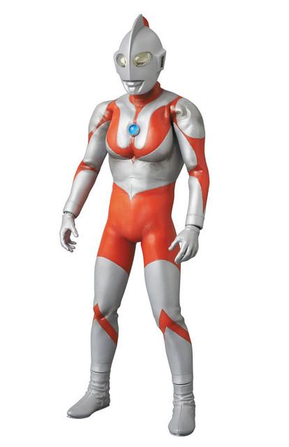 Medicom RAH No.643 Ultraman C Type Ver.2.0