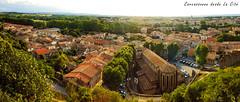 Panorámica Carcassonne (PUAROT) Tags: francia carcassonne fotografía panorámica puarot