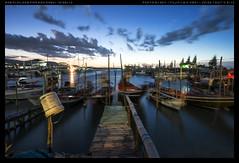 Ban Plai leam2-F (Catzilla007) Tags: longexposure light sunset seascape landscape thailand boat twilight dusk samui fujifilmxpro1 zeisstouit2812