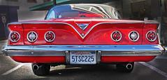Appalucy (skipmoore) Tags: show classic car explore chevy pacificgrove impala cherrysjubilee