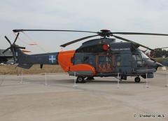 AS-332C1 Super Puma (Stam337) Tags: open ab super days puma haf 2011 cl215 eleusina aewc b212 ab205a1 as332c1 emb145h