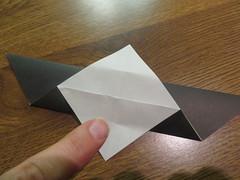 Vampire Bat (11) (origamiguy1971) Tags: origami vampire bat step fold esseltine origamiguy origamiguy1971 stepfolds
