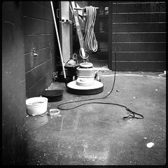 Mouse Trap (Mise.en.Scene.Films&Fotos) Tags: blackandwhite toronto canada art downtown ttc muse portfolio popular frontpage flickrblog flipboard iphoneography iphone4s
