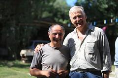 Pancrazio Tulli and Nick Young