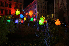 32-LUMIERES_2013 (maximejuillet) Tags: city france lyon lumire couleurs ville decembre urbain rhone 8decembre fetedeslumieres maximejuillet