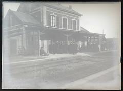 Wimille-Wimereux Railway Station ~1898