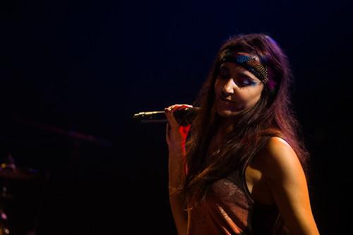 Wendy Nazaré Live Concert @ Francofolies De Spa