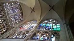 la Navata della Cattedrale di Saint Gratien a Tours