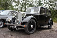 C0452-Bolton Abbey. (day 192) Tags: cars car classiccar rover boltonabbey embsayboltonabbeysteamrailway 1394cc rover1394cc bv4373