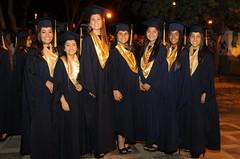 Diciembre, 13: Graduaciones