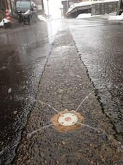 """tienen tanta agua subterránea caliente ... así pueden """"regar"""" las calles evitando que se congelen"""