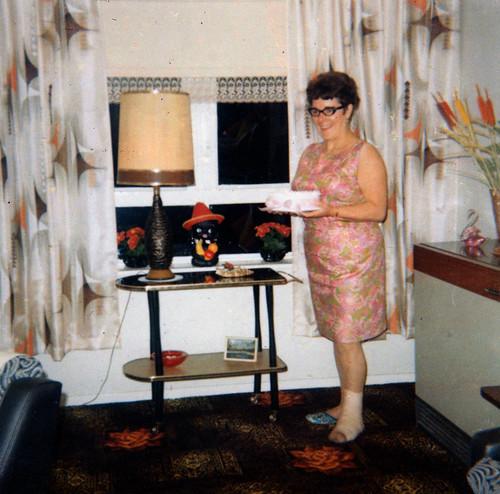 Mary Greeaway Helenvale Street Flats 1960s