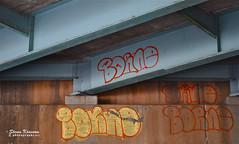 Under the Overpass (kman5847) Tags: bridge underpass graffiti newengland ct overpass wethersfield