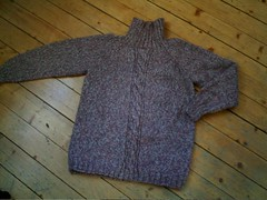 Knitted wool sweater (5) (Mytwist) Tags: wool fetish sweater craft collection jumper knitted pullover crewneck cabled woolfetish handgestrickt woolfreaks