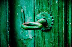 Green Star (Walimai.photo) Tags: door verde green de star los puerta nikon san gallegos estrella 18105 felices d7000