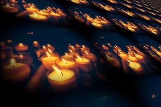 #CrazyCamera candles