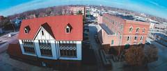 Horizont_-2 (dvlmnkillatron) Tags: roof film analog 35mm illinois panoramic champaign horizont selfdeveloped homedeveloped
