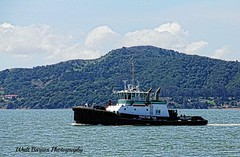 Ahbra Franco._001 Topaz (Walt Barnes) Tags: canon eos boat ship vessel richmond calif tugboat tug hdr topaz sanpablobay workboat 60d zdrive harleymarine canoneos60d topazadjust eos60d wdbones99
