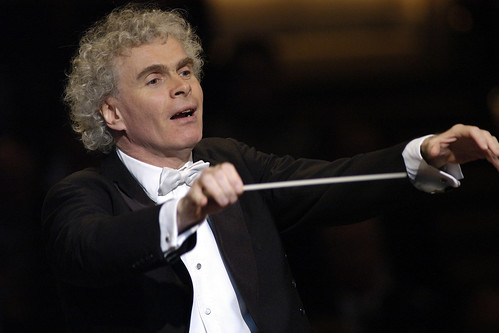 Watch: 10 of our Favourite Simon Rattle clips