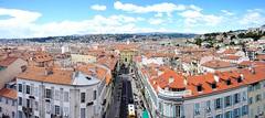 Nice View from Musée d'Art Moderne et d'Art Contemporain