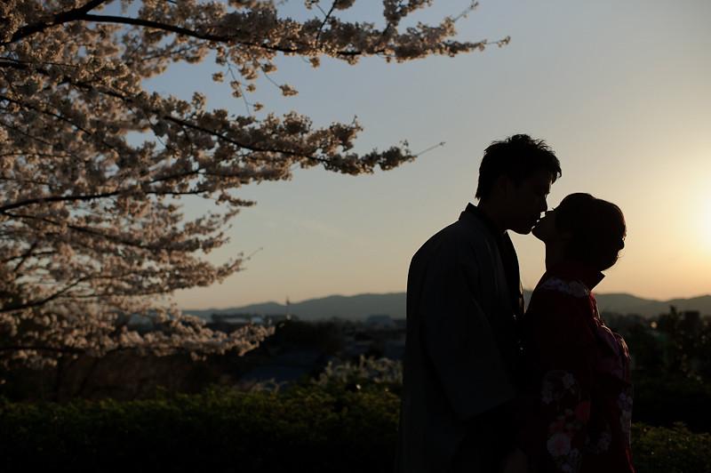 日本婚紗,關西婚紗,京都婚紗,京都植物園婚紗,京都御苑婚紗,清水寺和服,白川夜櫻,海外婚紗,高台寺婚紗,DSC_0048