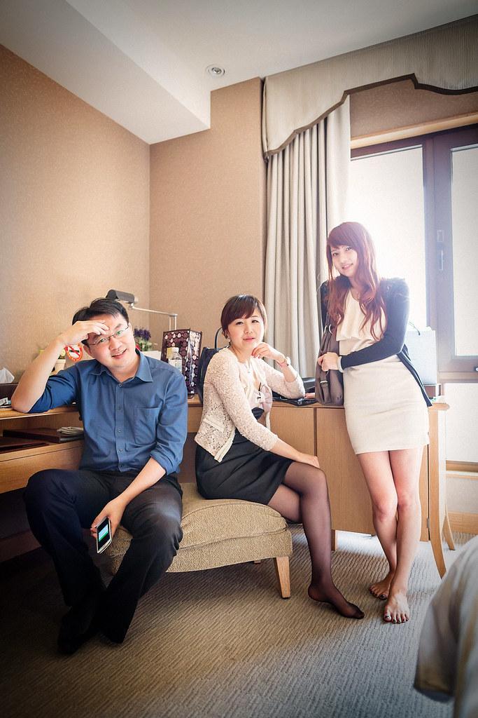 士銘&睿芯Wedding-009