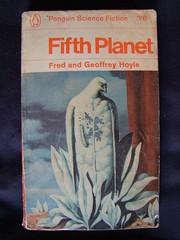 Fifth Planet (cyclingshepherd) Tags: fiction penguin book science paperback fred novel geoffrey 36 softback hoyle s100fs cyclingshepherd