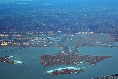 JFK AIRPORT FROM A310 CSA OK-WAA FLIGHT by airlines470, on Flickr