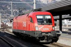 BB 1116 085-0 Walter, Innsbruck Hbf (michaelgoll777) Tags: taurus bb 1116