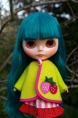 Marrakech (Dolly Mixture ♫ ⚓ ✯) Tags: moon doll teal marrakech blythe melange junie jamfancy