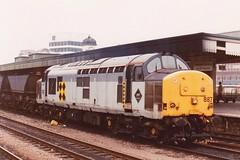 37887 (johnmorris13) Tags: coal class37 railfreight 37887