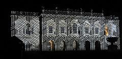 Old Schools striped (shaggy359) Tags: old windows cambridge light college window silhouette architecture night lights ross university arch arches illuminated line event vase lit schools ashton cambridgeshire illuminate cambs eluminate