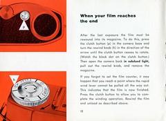 Kodak Retina Automatic III - Instructions for use - Page12 (TempusVolat) Tags: film 35mm vintage for mr kodak iii automatic use instructions guide gareth retina tempus morodo volat mrmorodo garethwonfor tempusvolat