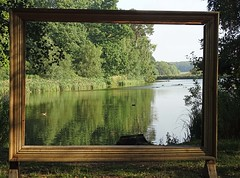 Framed (linda.addis) Tags: framed odc clumberpark ourdailychallenge