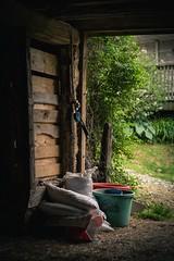 barn scene (Jen MacNeill) Tags: barn farm grain stable