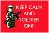 Keep Calm and soldier on!! (tim constable) Tags: trooper vintage private soldier army lego retro ww2 government motivation minifig determined resilient continue troop worldwar2 carryon secondworldwar dontpanic minifigure resilience stoic adversity ministryofinformation encouragement focussed keepcalm stiffupperlip staycalm soldieron timconstable