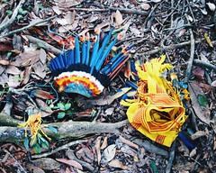 Aldeia Quatro Cachoeiras (fergprado) Tags: travel brazil nature brasil culture floresta florest cultura tribo indigenous aldeia ndio cocar idigena