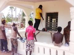 Waqare amal in Tabita in Oda (9) (Ahmadiyya Muslim Youth Ghana) Tags: new amal eastern region mosques youths ahmadi commissioned mka majlis ahmadiyya mkaer khuddamul waqare