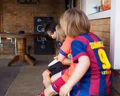 P5070063 (duncankelman) Tags: birthday playing fun kent sprinkler bromley westwickham koasound duncankelman koasoundphotography